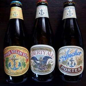 アメリカ最初のクラフトビール醸造所「アンカー」を飲み比べてみました