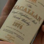 誕生日に28年間贈られ続けたウイスキー、価値が550万円超に