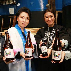 16酒蔵の情熱をブレンド 海の幸に合う日本酒完成 富山