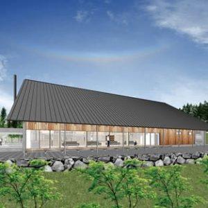 八海醸造 ニセコにウイスキー工場 初の県外生産拠点 月内にも稼働