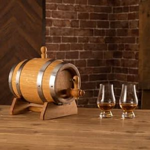 自宅でウイスキーや焼酎を熟成! 本格ミニ樽が登場