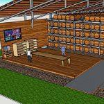 井波でウイスキー熟成 国内初「ボトラーズ」、若鶴酒造など貯蔵庫建設