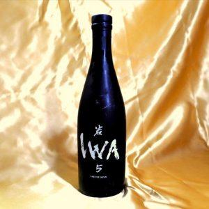 【IWA5】元ドンペリの醸造最高責任者がつくった高級日本酒を飲んでみた